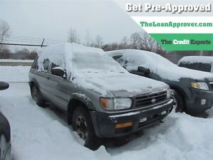1998 Nissan Pathfinder XE | AWD | ROOF | AS IS | GREAT WINTER VE