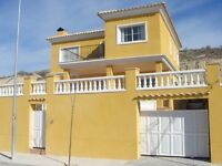Detached villa for sale in Aspe Costa blanca spain