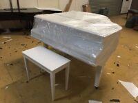 WHITE TESORO NERO PROP PIANO