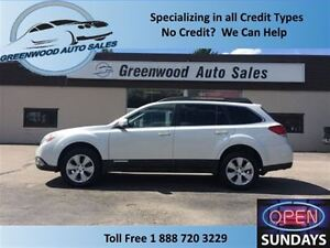 2012 Subaru Outback SUNROOF! ALLOYS! CALL NOW!