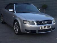 AUDI S4 4.2 Petrol automatic 4X4 cabriolet