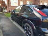 GONE PENDING COLLECTION. Ford Focus ST. Forged, lowered, custom exhaust and much more