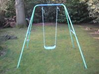 Outdoor swing- Great condition