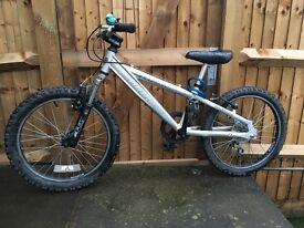 "20"" boys Saracen bicycle"