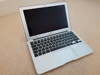 "Apple Macbook Air 11.6"" Mid 2011 Intel Core i5 1.6ghz, 4gb ram, 128gb, Good Condition"
