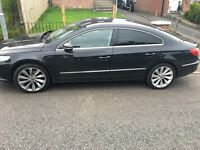 Vw Passat cc gt black automatic £7500 ono