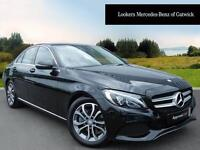 Mercedes-Benz C Class C220 D SPORT (black) 2016-04-29