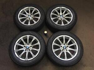 4 BMW X3 2003-2010 WINTER KIT - E83 RIMS JANTES MAGS