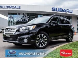 2015 Subaru Outback 2.5i Limited | NAVI | BACKUP | ONE OWNER | C