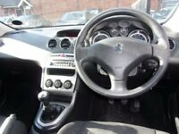 PEUGEOT 308 1.6 HDi S 5dr (blue) 2009