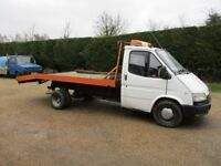 Ford Transit recovery truck spares or repair