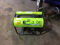 Pramac es3000 generator