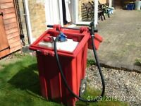 100 liters fuel bowser