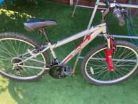 Teen/small adults Apollo mountain bike