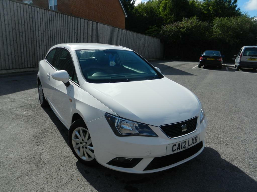 seat ibiza 1 4 se 3dr 2012 in penylan cardiff gumtree. Black Bedroom Furniture Sets. Home Design Ideas