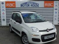 Fiat Panda (EASY) FREE MOT'S AS LONG AS YOU OWN THE CAR!!! (white) 2012