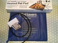 Heated Pet Pad