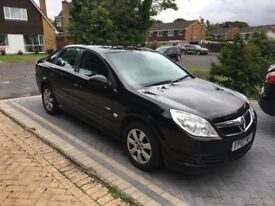 Black Vectra Design, full service history, new MOT, 2 owners from new
