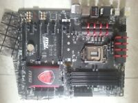 msi z97 gaming 5/7 motherboards only