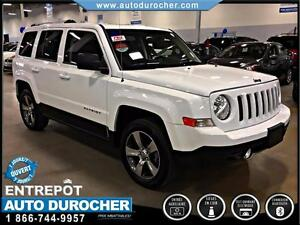 2016 Jeep Patriot AUTOMATIQUE CUIR TOIT OUVRANT AWD UCONNECT