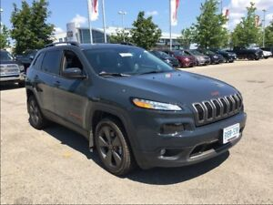 2017 Jeep Cherokee 75th Anniversary*Demo*