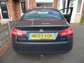 Citroen C5 2.0 TDI 160bhp [after accident] 1600,00