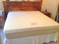 Kaymed Therma-Phase Memory Foam Mattress - 8 months old