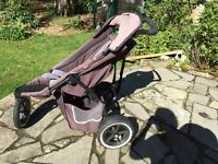 Phil and Teds Dash double buggy