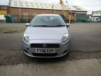 FIAT GRANDE PUNTO HATCHBACK MANUAL 1.2 Dynamic 3dr EXCELLENT CONDITION GOOD SPECIFICATION.