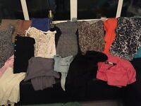 Ladies clothes size 16/18 small 20's