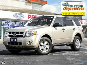 2011 Ford Escape XLT ---low kms---