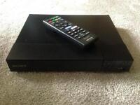 Sony RMT-VB201D blu ray player