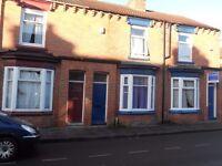 3 Bedroom Terraced House, Haddon Street, Middlesbrough, TS1 3JH