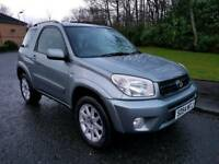 2004 54 TOYOTA RAV4 2.0 GRANITE * STUNNING CAR *