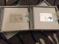 Baby Cards and Memories Books