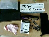 720p hd camera eyewear