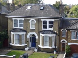 Brockley - Double Room in friendly house share leafy residential road (inclusive)