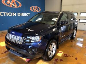 2014 Jeep Compass Sport/North NORTH EDT./ 4X4/ AIR/ SUNROOF!