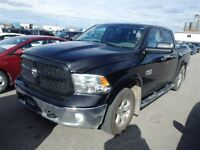 2013 Ram 1500 OUTDOORSMAN CREW 4X4 MAGS COMING SOON