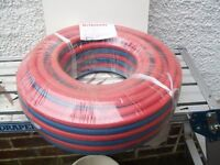 Twin Oxy/Acet fitted hose set