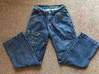 Genuine Dead or Alive children's/teenager jeans