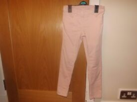 Girls Next Trousers/ Jeans Age 8