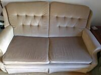 Beige Sofa Bed in great condition
