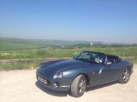 TVR Chimaera 4.0 Metallic Blue Grey Low Mileage Collectable Classic