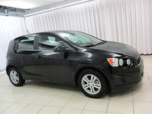 2016 Chevrolet Sonic BE SURE TO GRAB THE BEST DEAL!! LT TURBO 5D