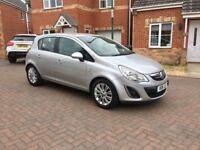 2011 VAUXHALL CORSA SE 1.4, HEATED LEATHER SEATS, MOT 12 MONTHS, SERVICE HISTORY