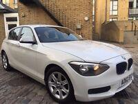 2012 NEW SHAPE BMW 116D ES DIESEL 5 DOORS ***FULL MOT**HPI CLEAR**