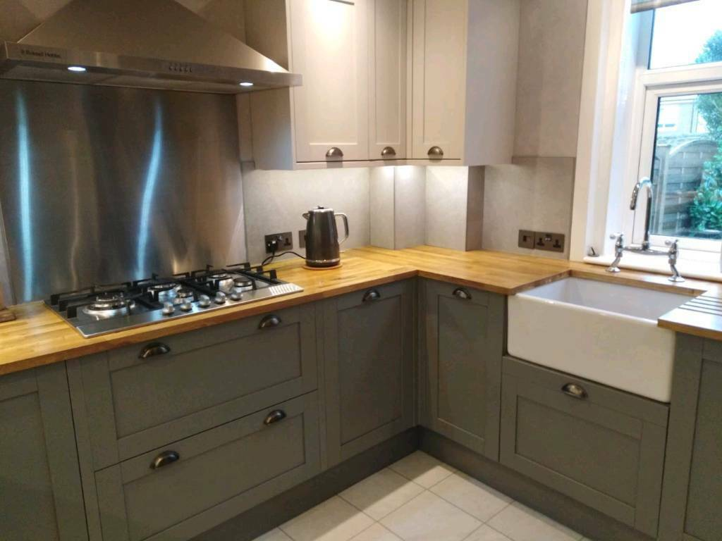 Fully Fitted Howdens Kitchen From 163 1685 Quality At