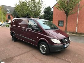 Mercedes Benz Vito 109 cdi swb 05 plate 140k MOT July but ready to pass mot drives perfect clean