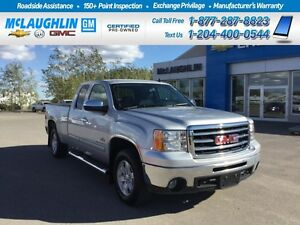 2013 GMC Sierra 1500 Ext Cab 4X4 5.3L V8 *Tow package *6-way pow